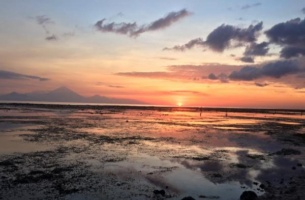 Gili Trawangan Sunset